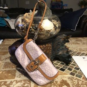 Coach pre-owned
